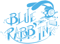 blog Blue Rabb'Ink
