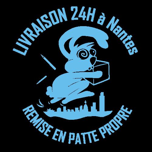 livraison rapide 24h à Nantes